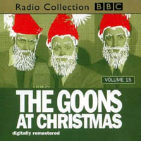 the goons at christmas - ye bandit of sherwood forest, the mighty wurlitzer, operation christmas duff, a christmas carol