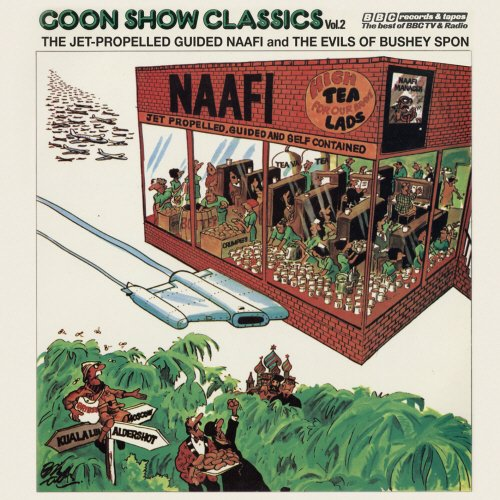 classics volume 2: the jet-propelled guided naafi, the evils of bushey spon