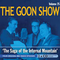 the saga of the internal mountain - the fireball of milton street, the end or confessions of a secret sennapod drinker, the terrible revenge of fred fu manchu, and the saga of the internal mountain